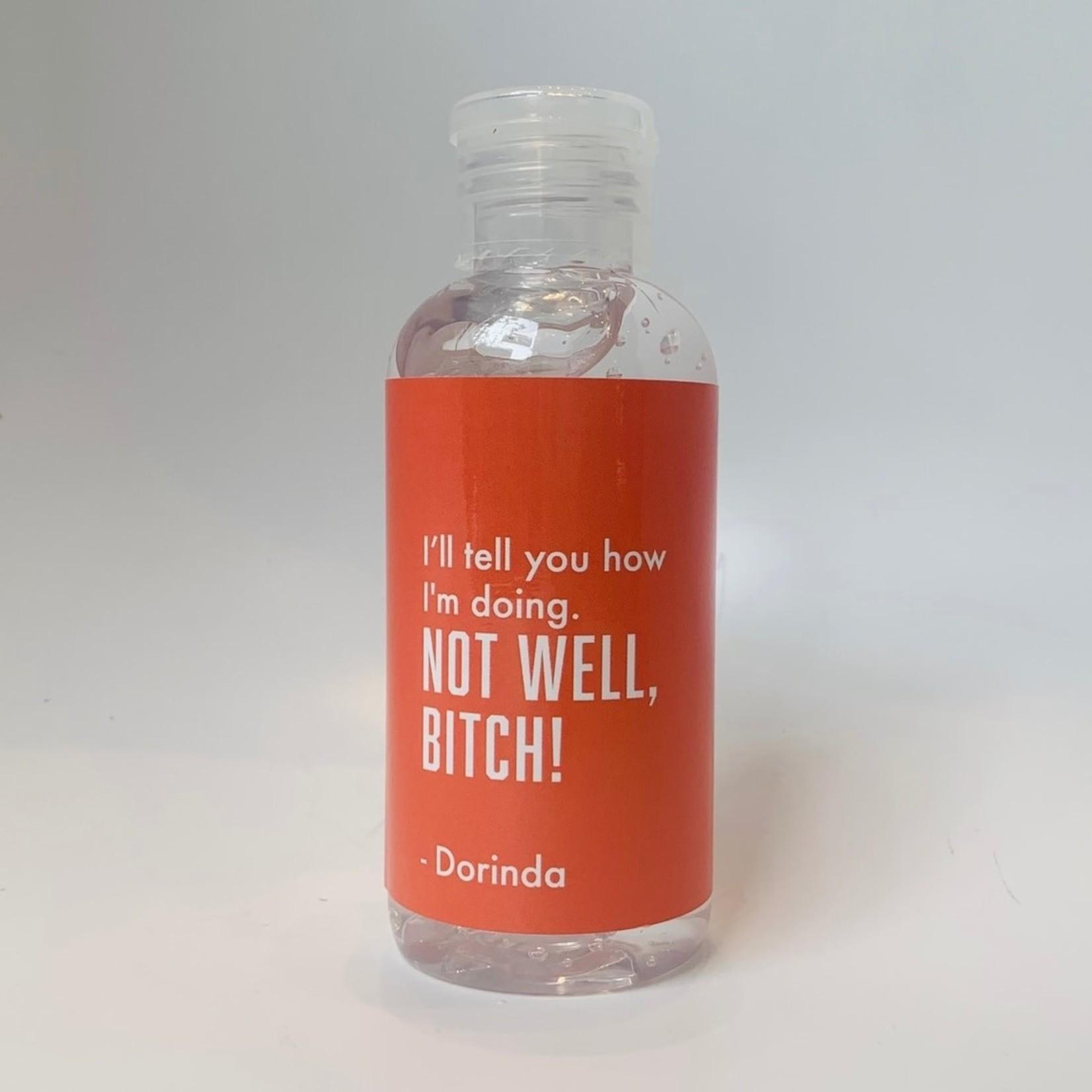 Sanitizer - I'll Tell You How I'm Doing...