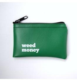 He Said, She Said Purse (Coin) - Weed Money