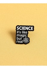 Shein Pin - Science it's like magic but real!