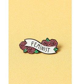 Shein Pin - Feminist