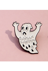 Shein Pin - Overthink Everything (Ghost)