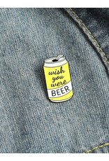 Pin - Wish You Were Beer