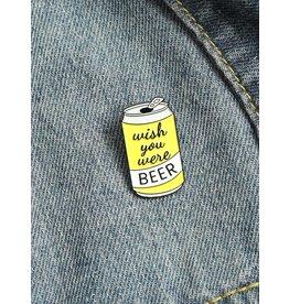 Shein Pin - Wish You Were Beer