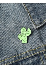 Shein Pin - Don't Be A Prick (Cactus)