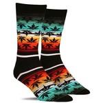 Socks (Mens) - Sunset Pot