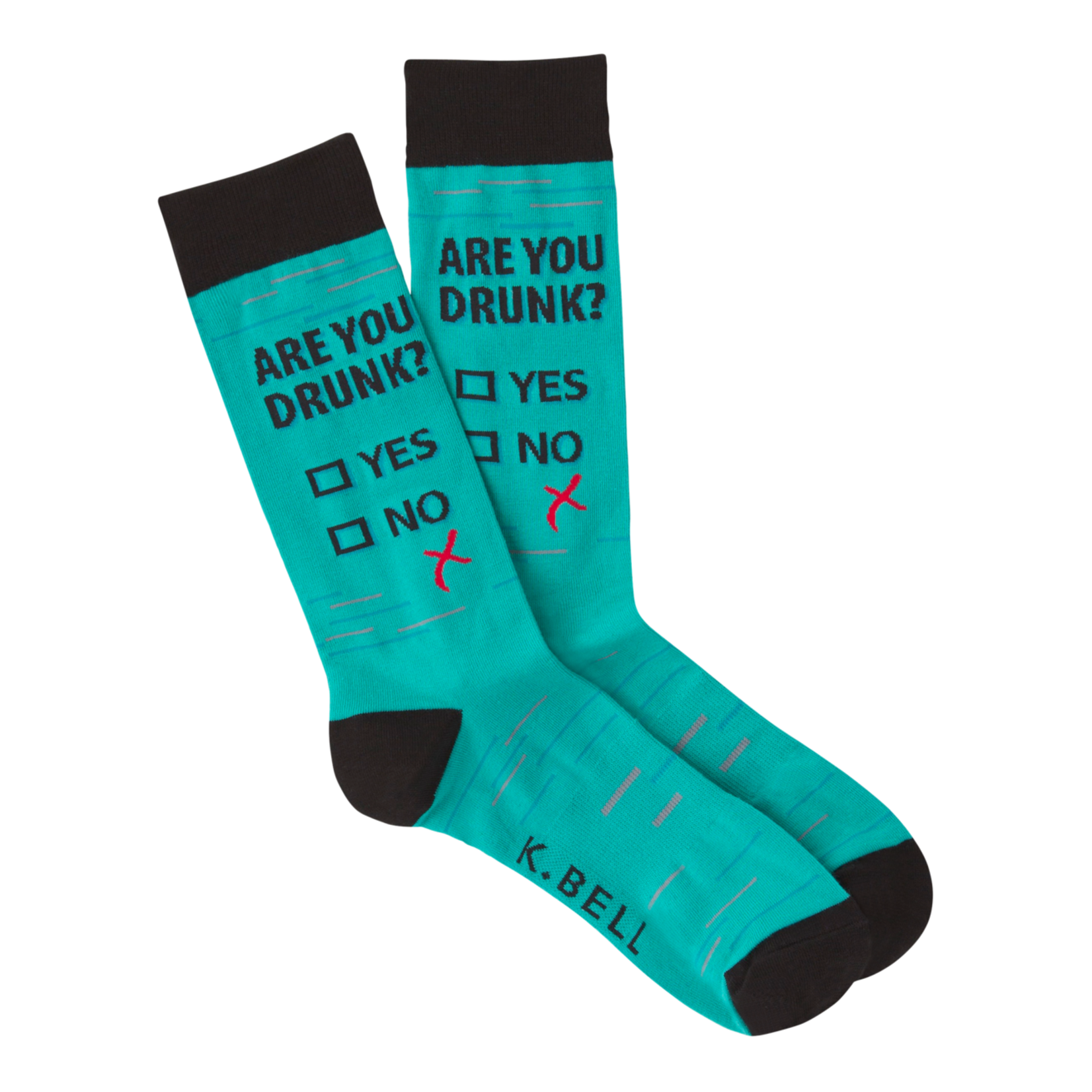 Socks (Mens) - Are You Drunk?