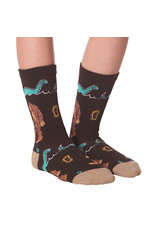 Socks (Kids) - Big Foot And Lochness Monster