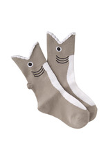 Socks (Kids) - Wide Mouth Shark