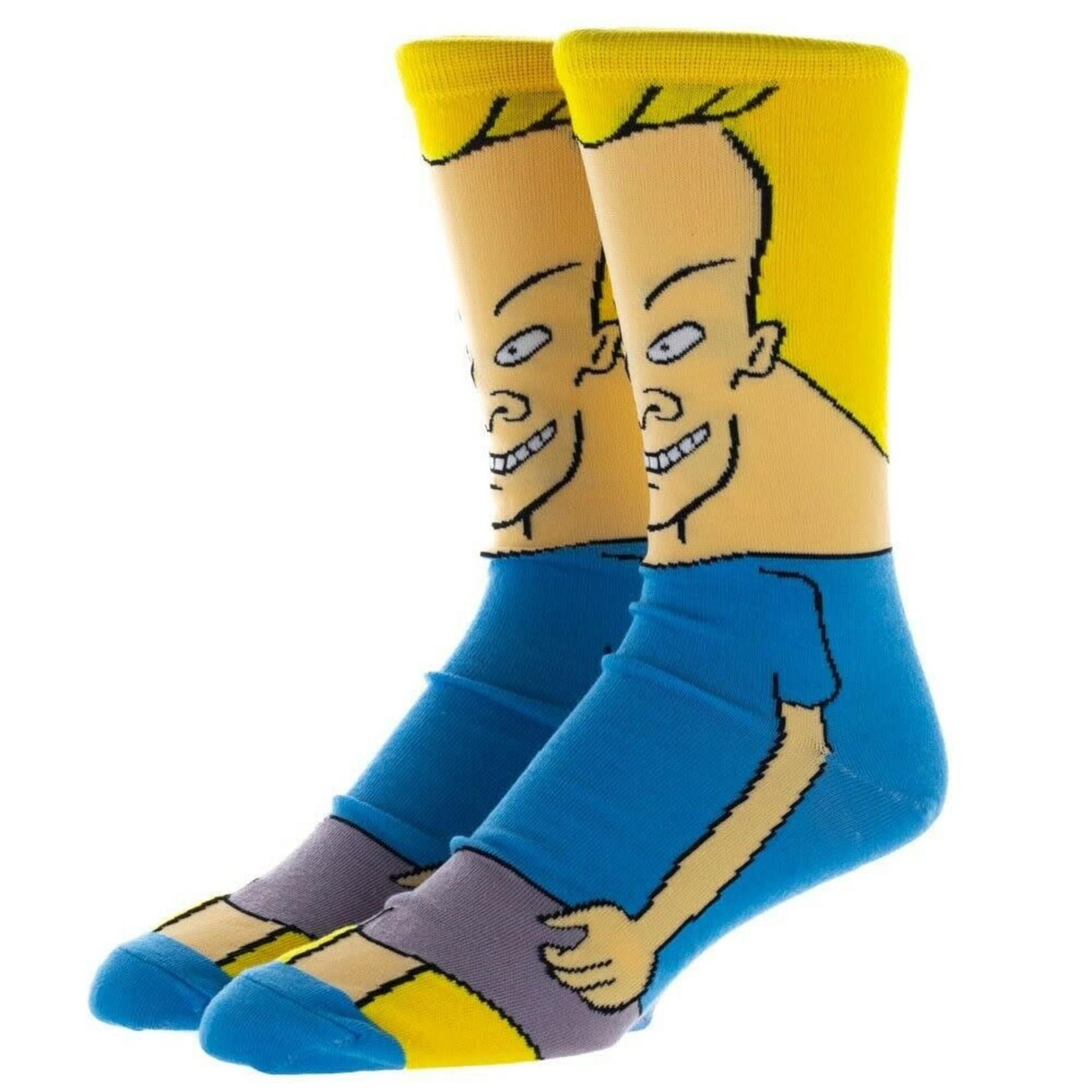 Socks (Mens) - Beavis (Beavis And Butt-Head)