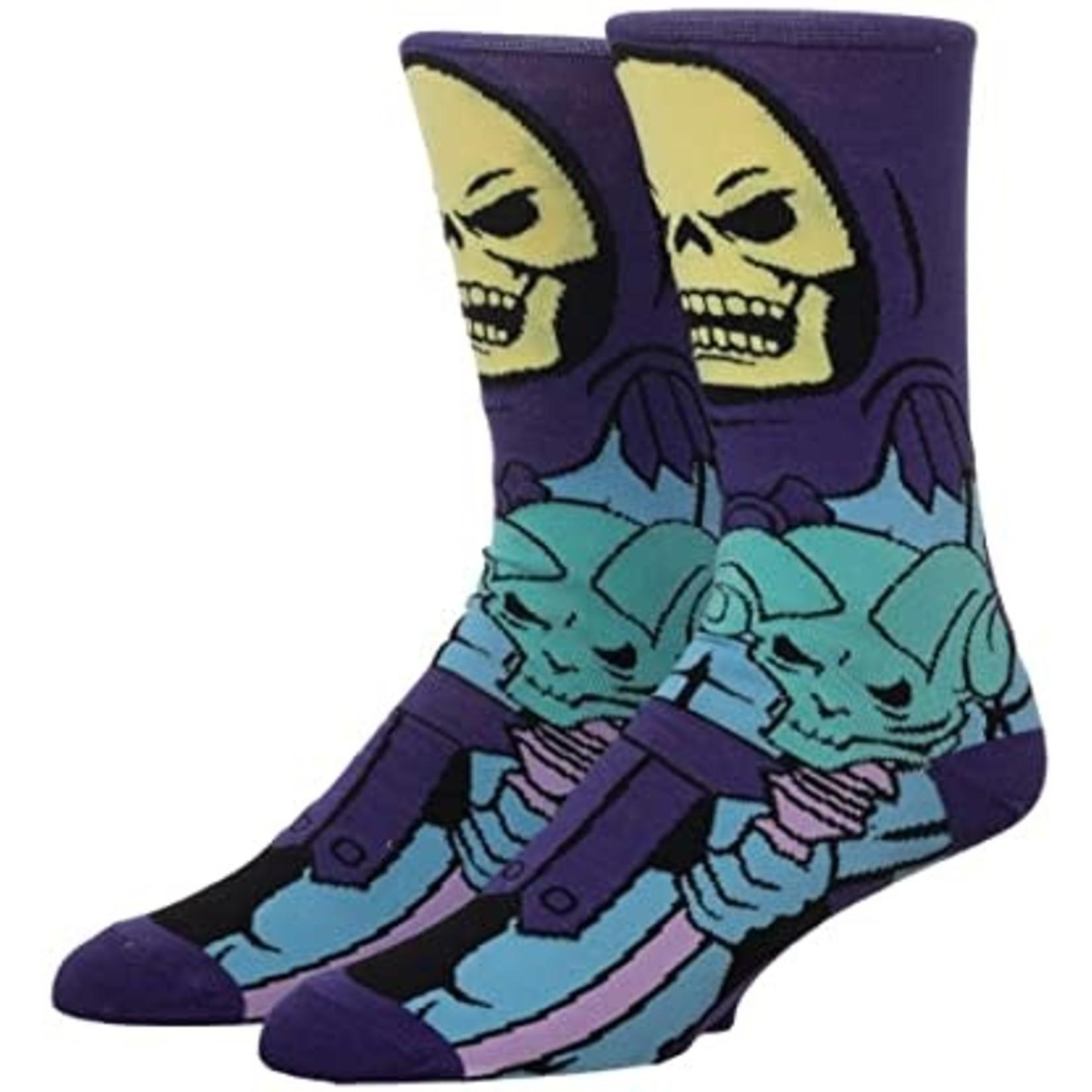 Socks (Mens) - Skeletor
