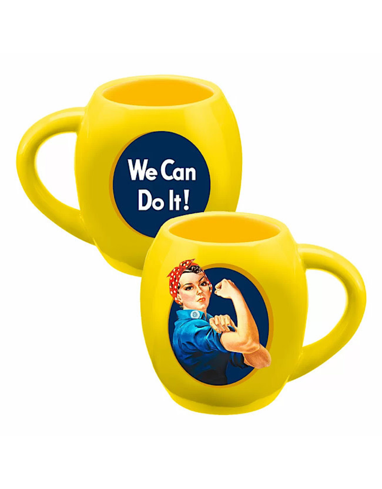 Smithsonian Mug - Rosie The Riveter