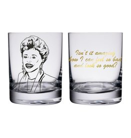 Rocks Glass - Blanche (Golden Girls)