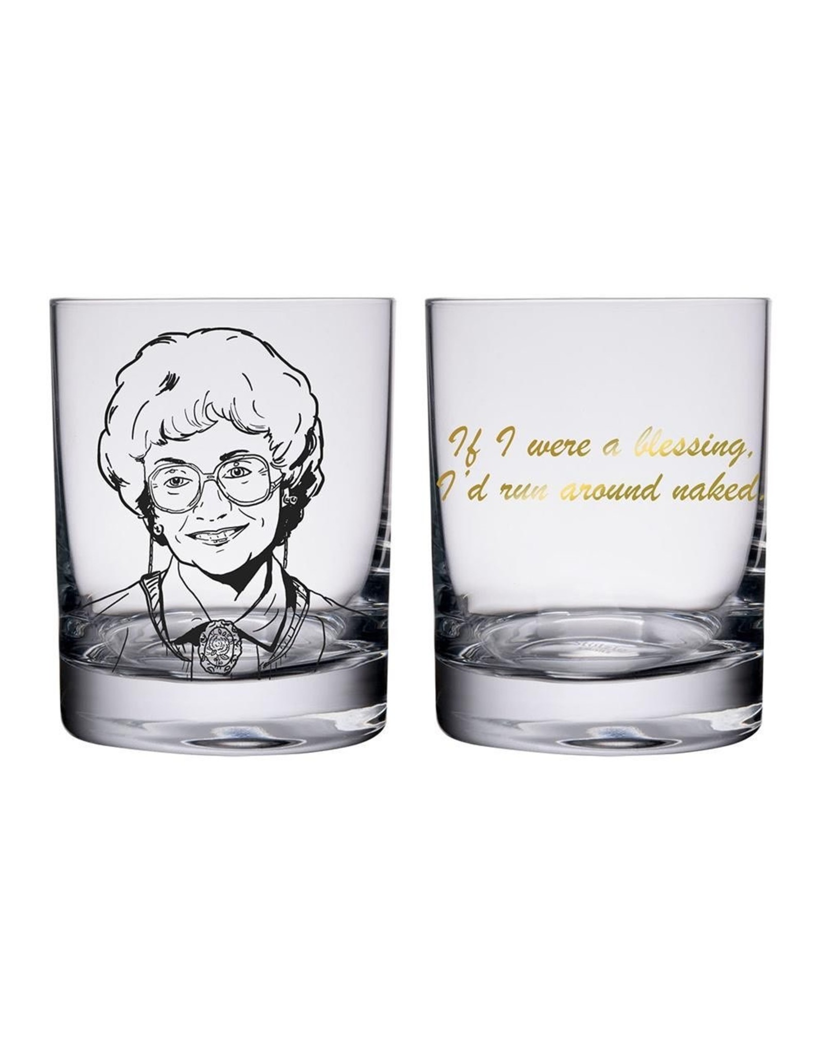 Rocks Glass - Sophia (Golden Girls)