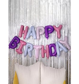 Shein Balloons - Happy Birthday Garland