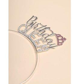 Shein Headband - Birthday Queen