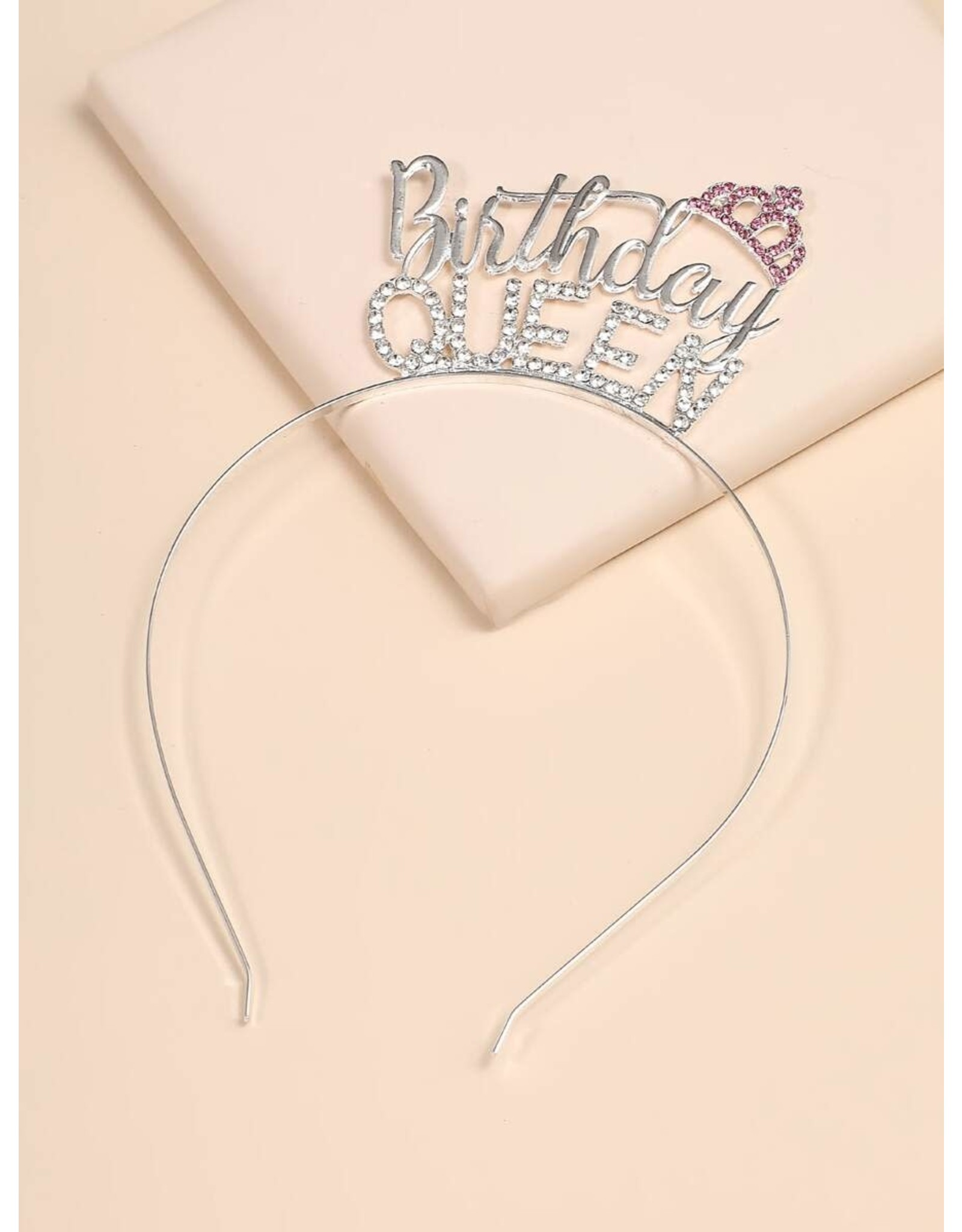 Shein Headband - Birthday Queen