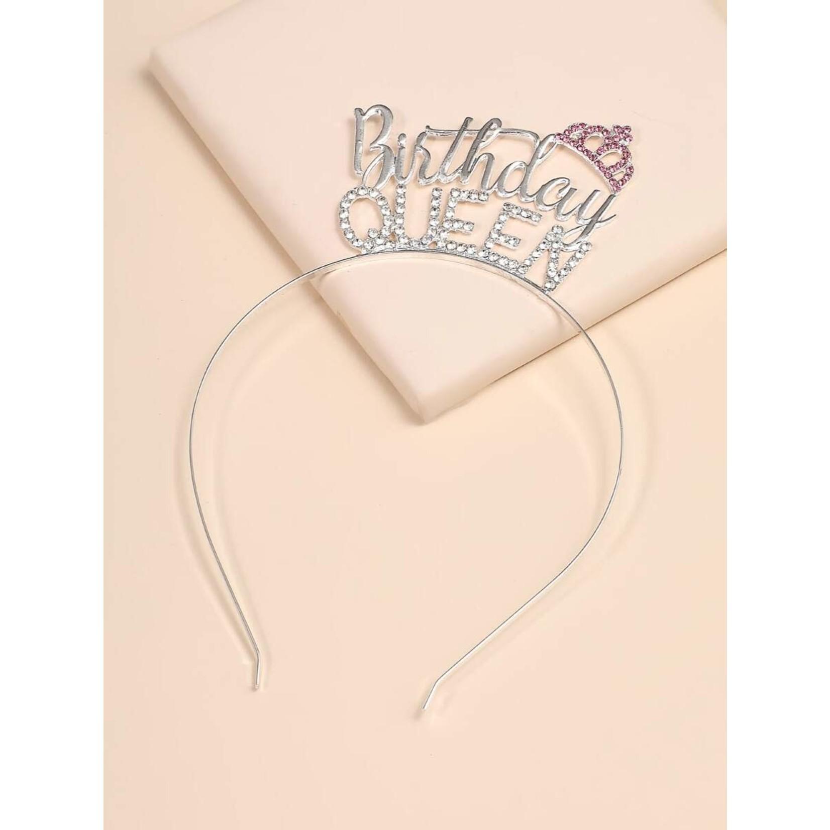 Headband - Birthday Queen