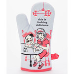 Oven Mitt - This Is Fucking Delicious