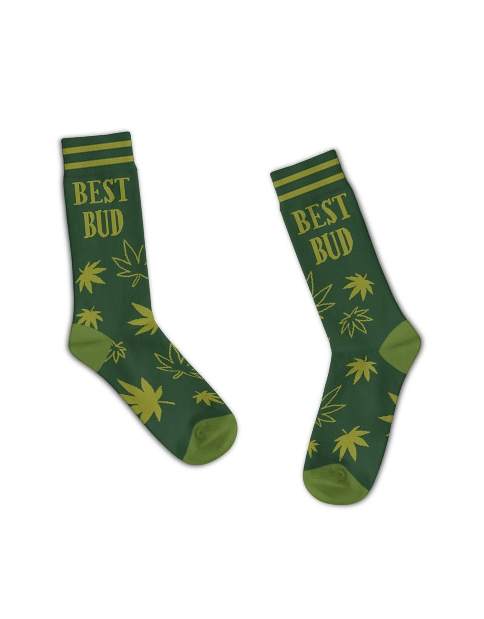 Socks (Unisex) - Best Bud Pot Leaf