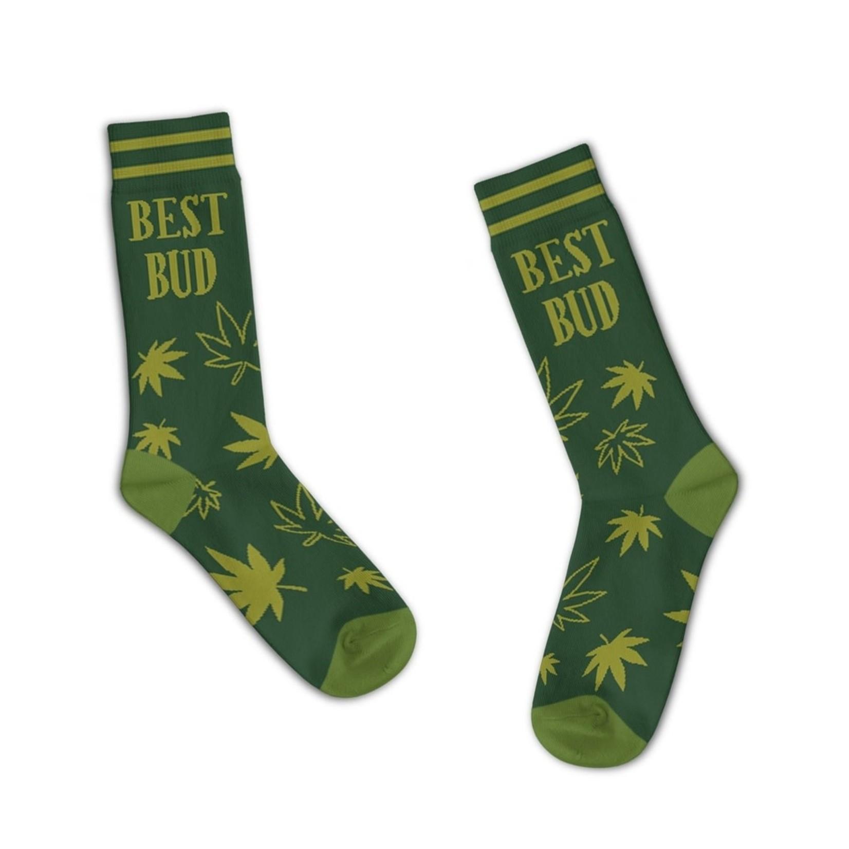 Socks (Unisex) - Best Bud Pot Leaf