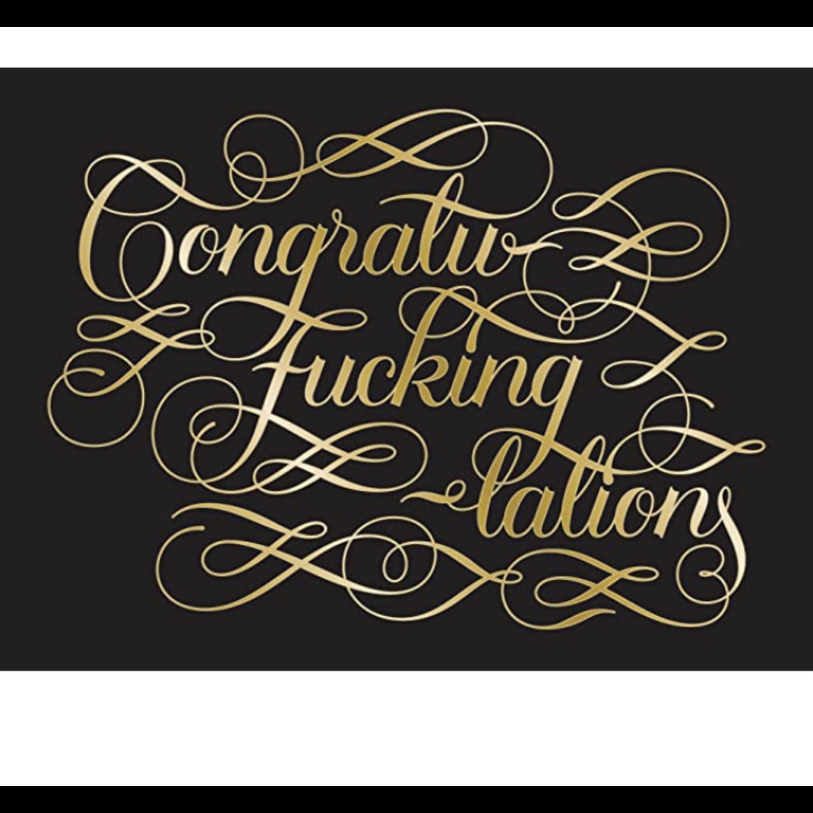 Card - Congrat-fucking-lations