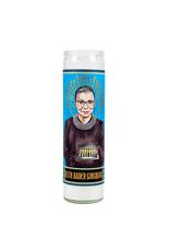 Candle - Ruth Bader Ginsburg (Saint)