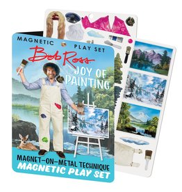 Magnet Set - Bob Ross Joy Of Painting