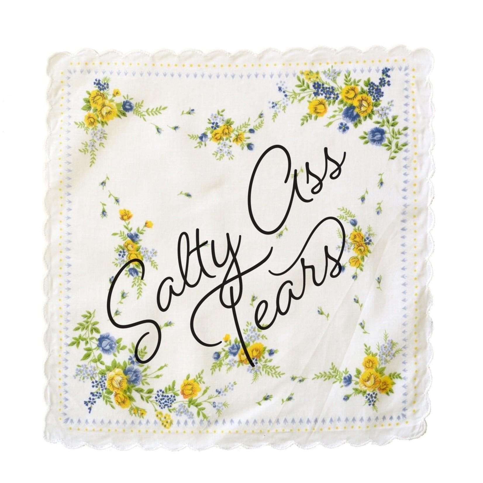 Handkerchief - Salty Ass Tears
