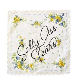 Bold Faced Handkerchief - Salty Ass Tears