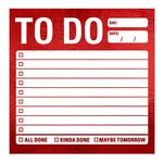 Sticky Notes - To Do (Metallic)