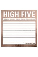 Sticky Notes - High Five