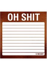 Sticky Notes - Oh Shit