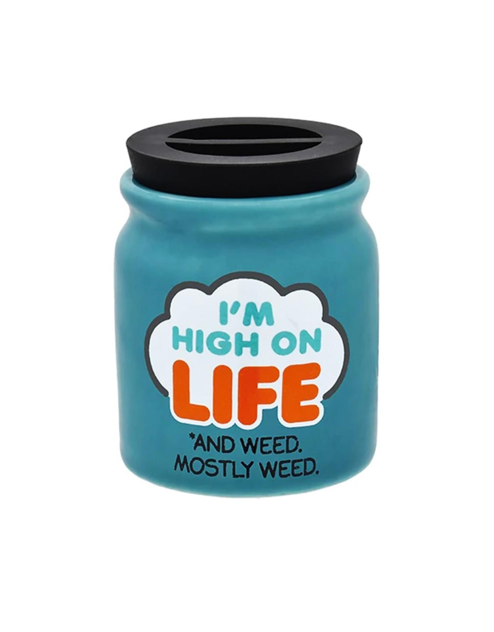 Jars - Stash Jar- High On Life