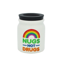 Jars - Stash Jar - Nugs Not Drugs