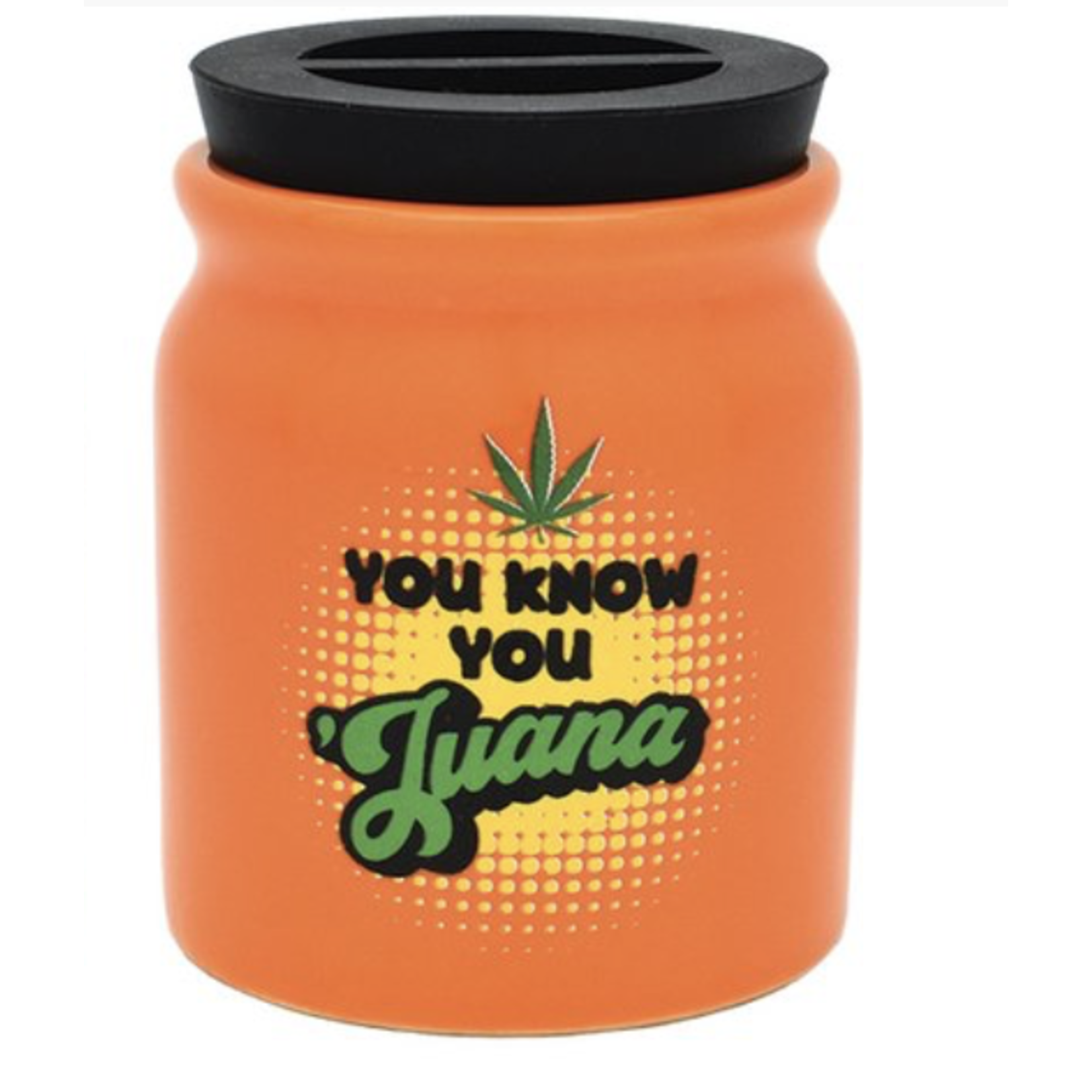 Stash Jar - You Know You Juana