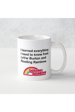 Mug - Take A Look It's In A Book (Reading Rainbow)