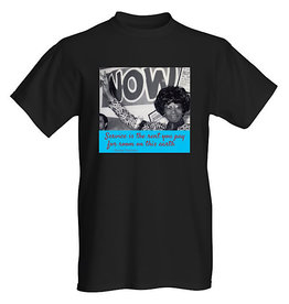 T-Shirt - Be A Catalyst For Change - Shirley Chisholm