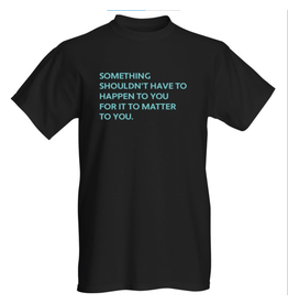 T-Shirt - It Should Matter To You (L)