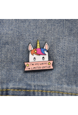 Shein Pin - I'm Not Weird Unicorn