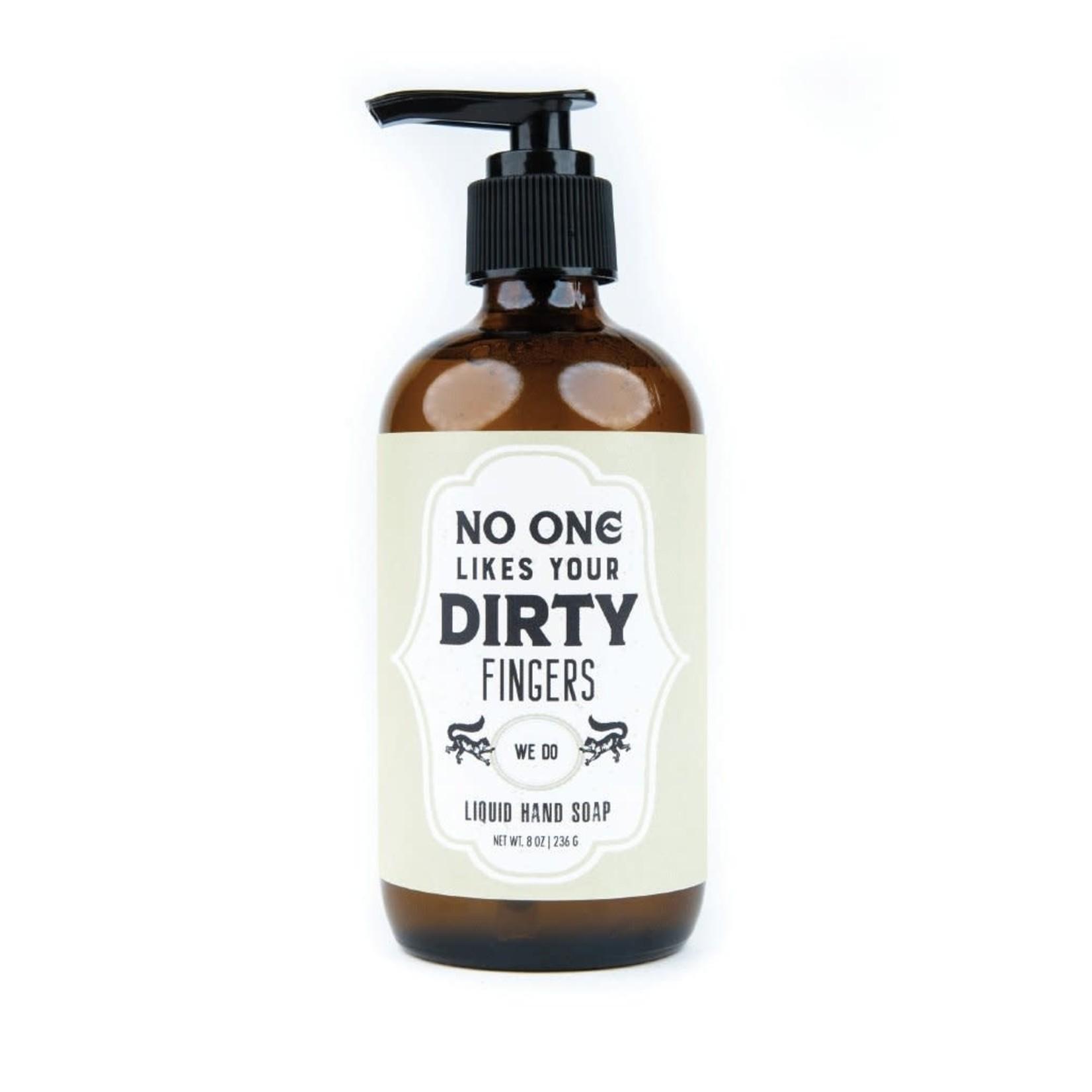 Soap (Liquid) - Dirty Fingers
