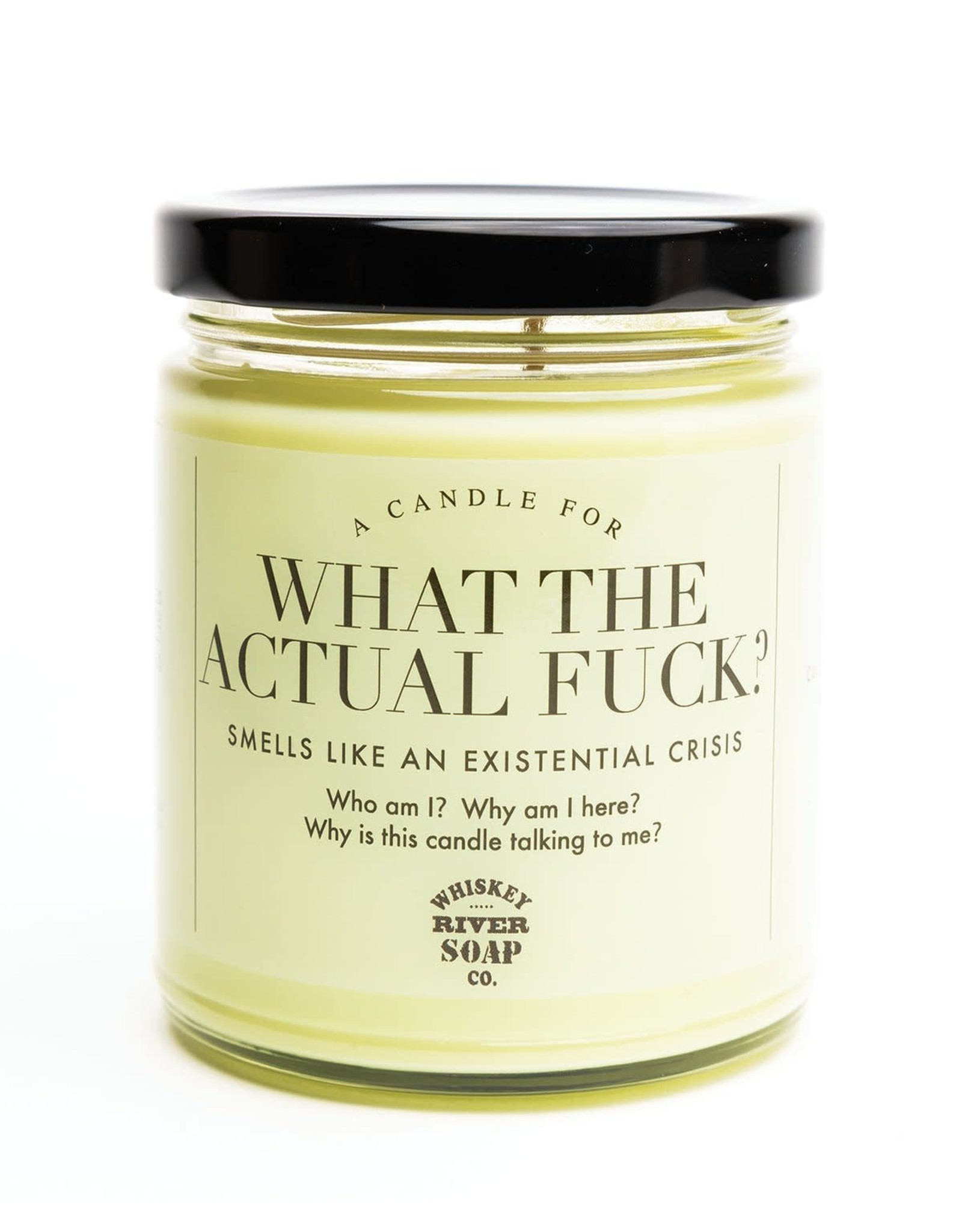 Candle - What The Actual Fuck