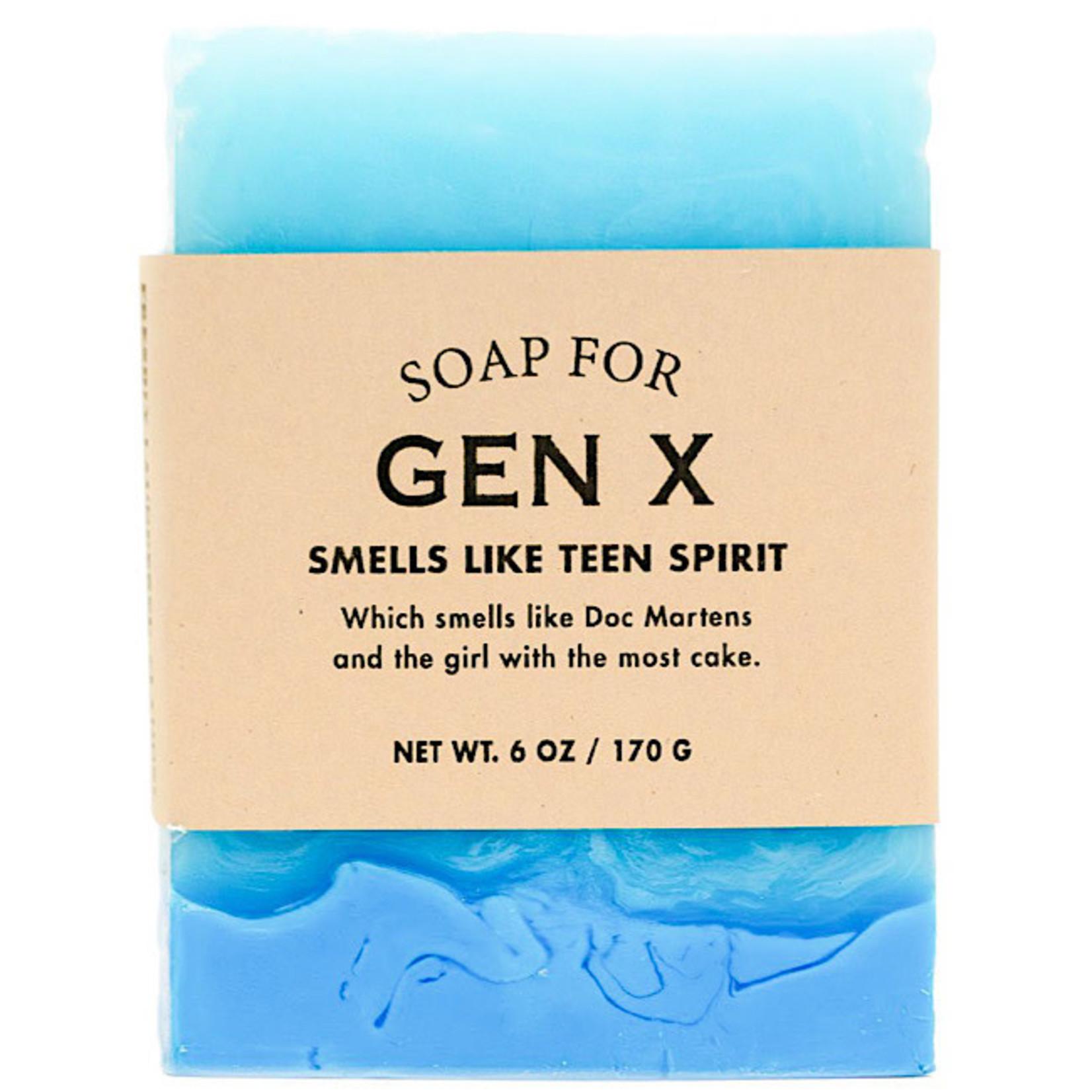 Soap - Gen X