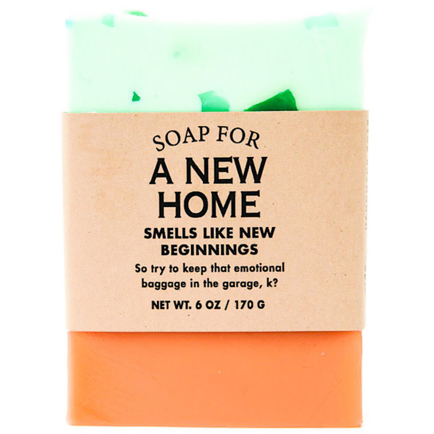 Soap - New Home
