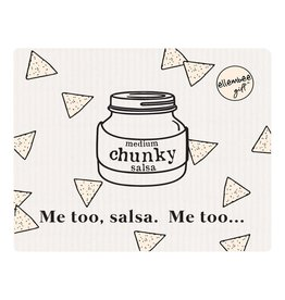 Ellembee Swedish Dish Cloth - Medium Chunky, Me Too Salsa