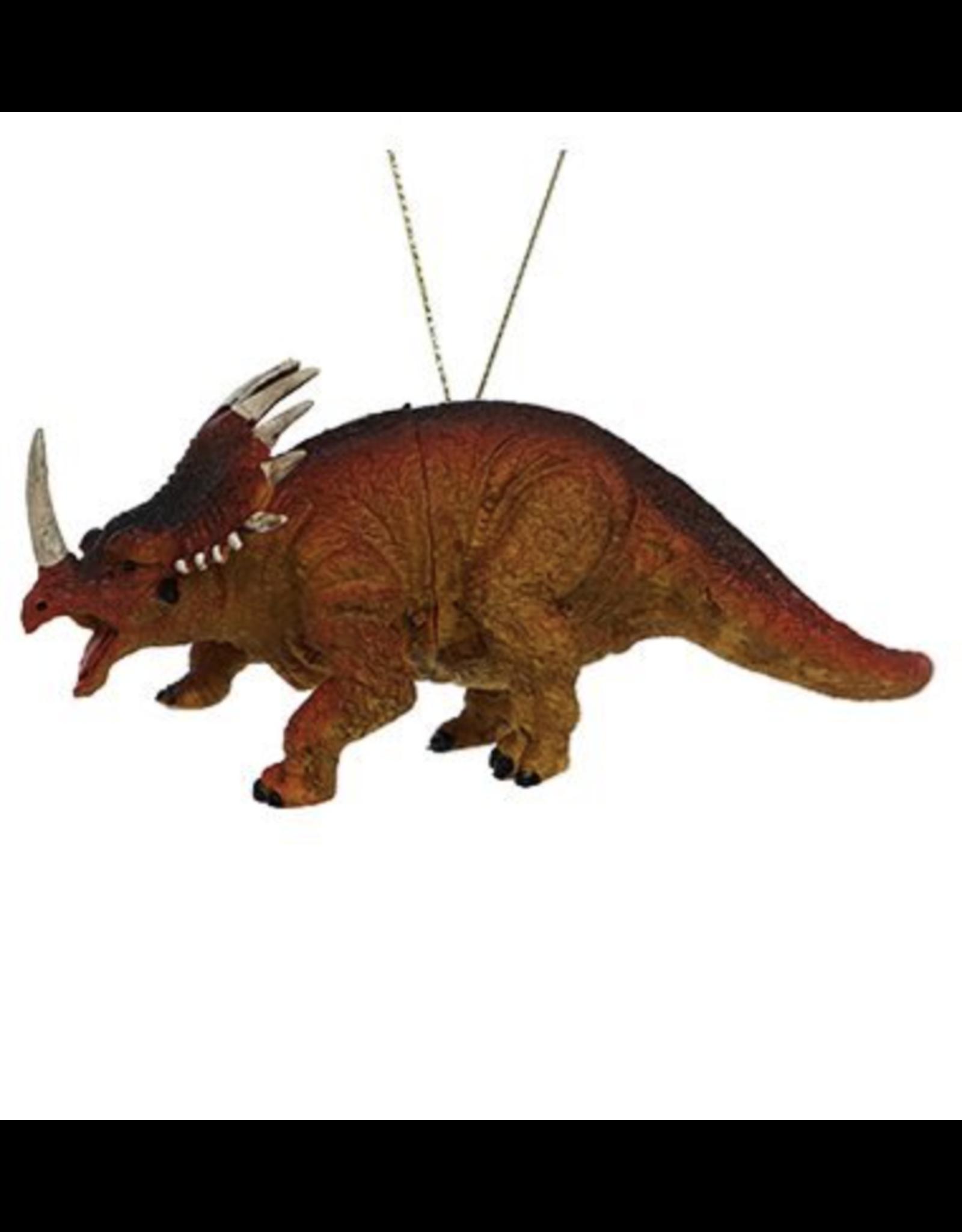 Ornament - Dinosaur - Triceratops