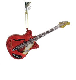 Ornament - Glass Electric Guitar