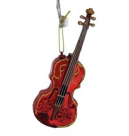 Ornament - Glass Violin