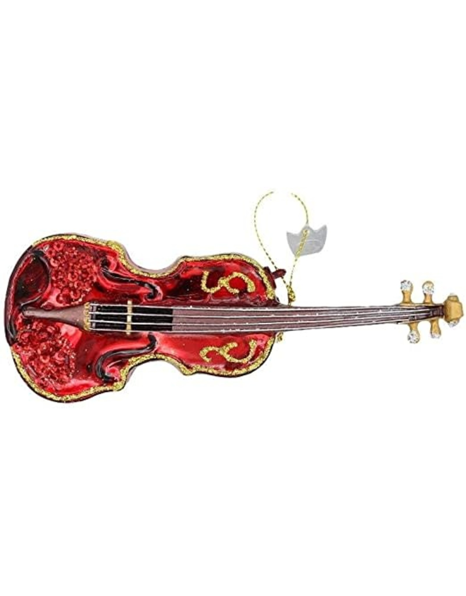 Ornament - Glass Violin