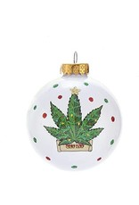 Ornament - Pot - Get Lit