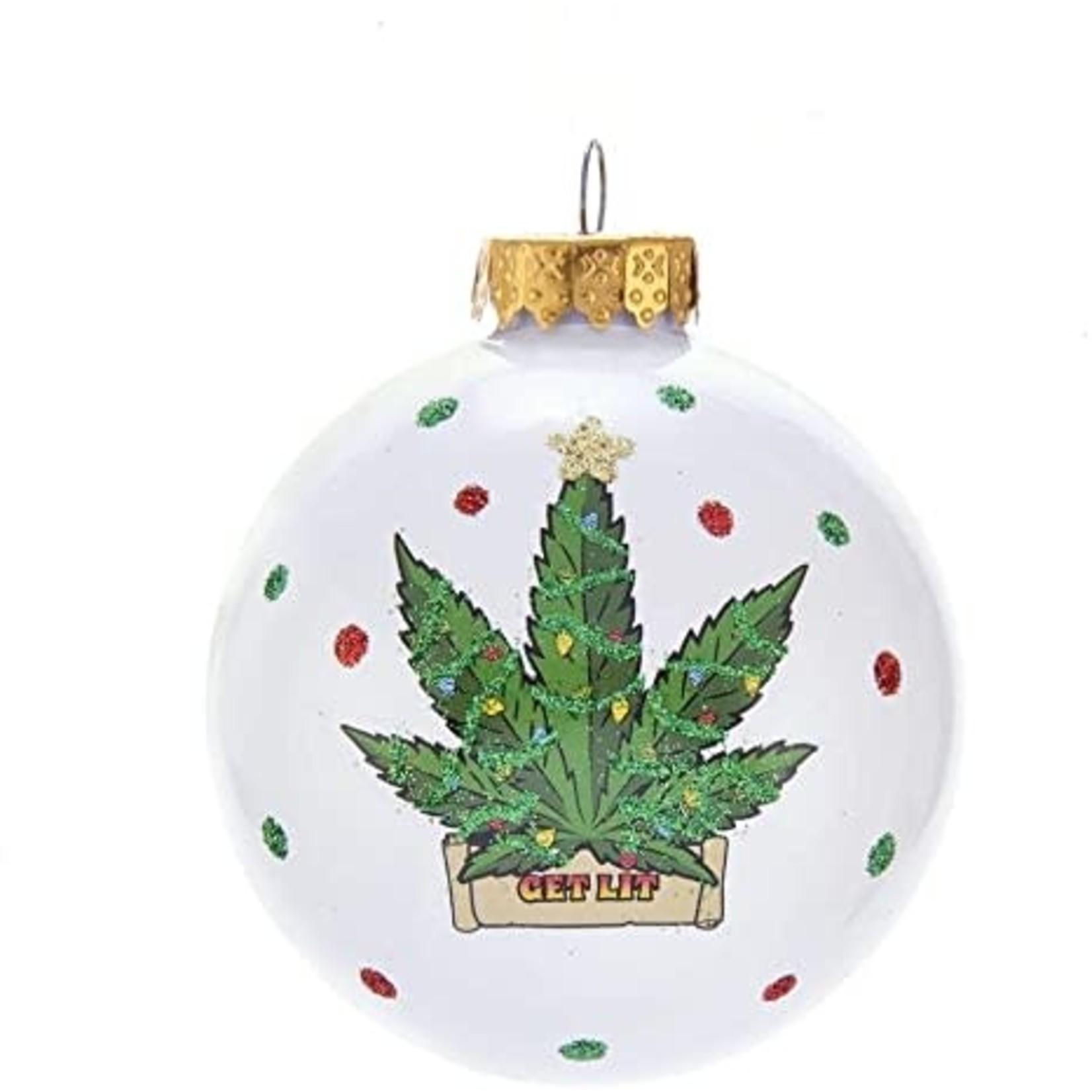 Ornament - Pot - Get Lit